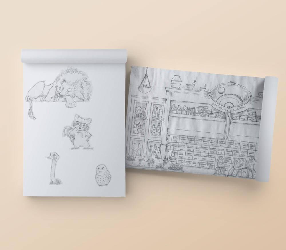 thea-illustrations